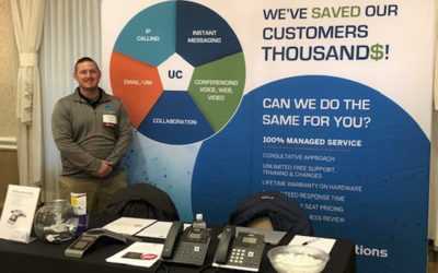 FlexIP Solutions Introduces Managed Communications Solutions at 6th Annual Lorain County Chamber of Commerce Expo