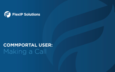 CommPortal User: Making A Call
