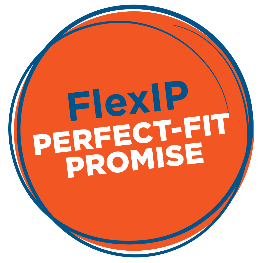 FlexIP Perfect Fit Promise Icon