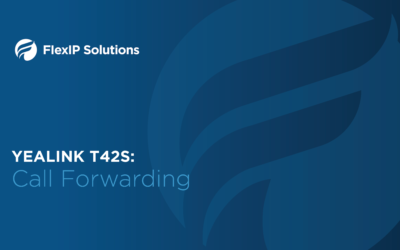 Yealink T42S: Call Forwarding