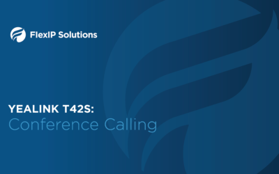 Yealink T42S: Conference Calling
