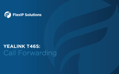 Yealink T46S: Call Forwarding