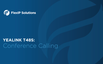 Yealink T48S: Conference Calling